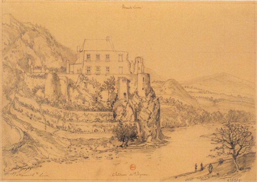 Le château de Lavoûte-Polignac (Haute-Loire) Polign10
