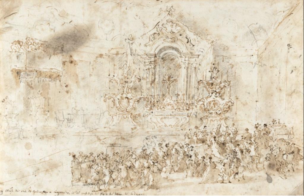 Le mariage d'Armand et Idalie de Polignac Polign10