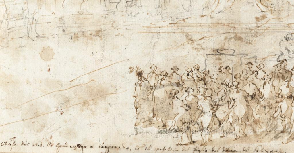 Le mariage d'Armand et Idalie de Polignac Polign11