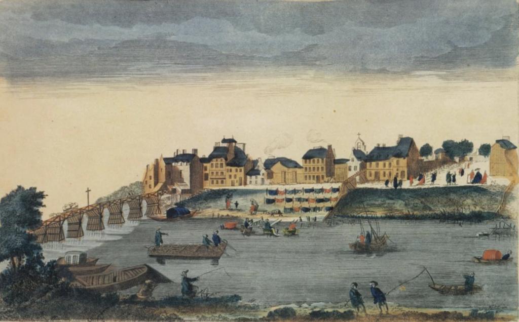 Le pont de Neuilly au XVIIIe siècle Pont_d10