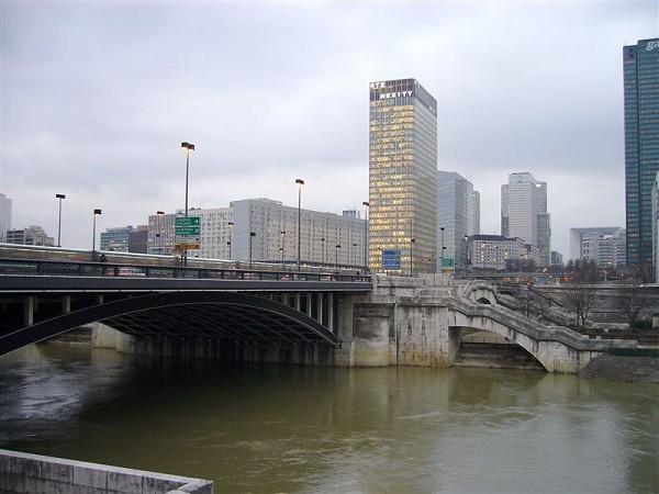 Le pont de Neuilly au XVIIIe siècle Pontde10