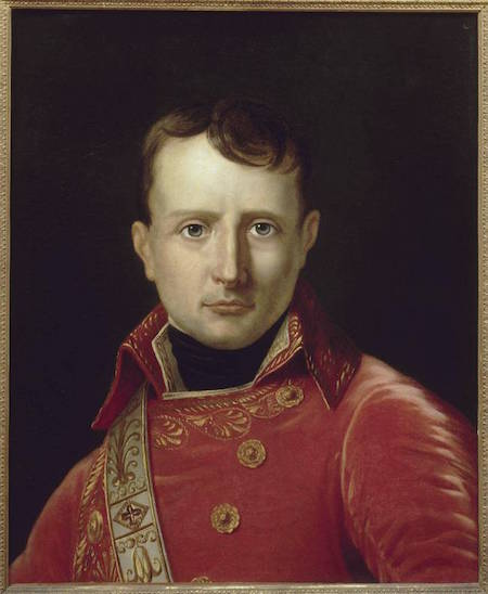 Gilbert du Motier, marquis de Lafayette - Page 5 Portra10