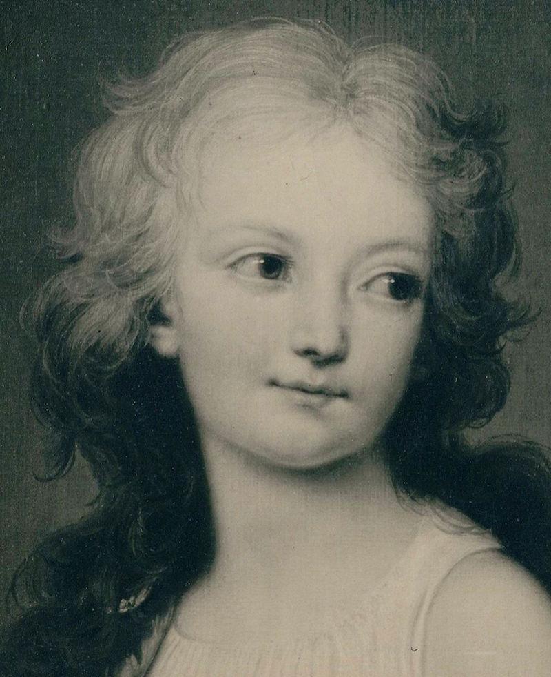 Portraits de Madame Royale, duchesse d'Angoulême - Page 5 Portra14