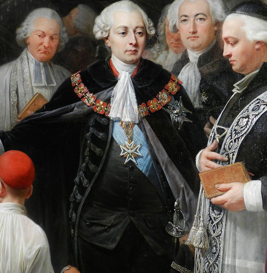 Louis-Jean-Marie de Bourbon, duc de Penthièvre, beau-père de la princesse de Lamballe - Page 4 Portra37