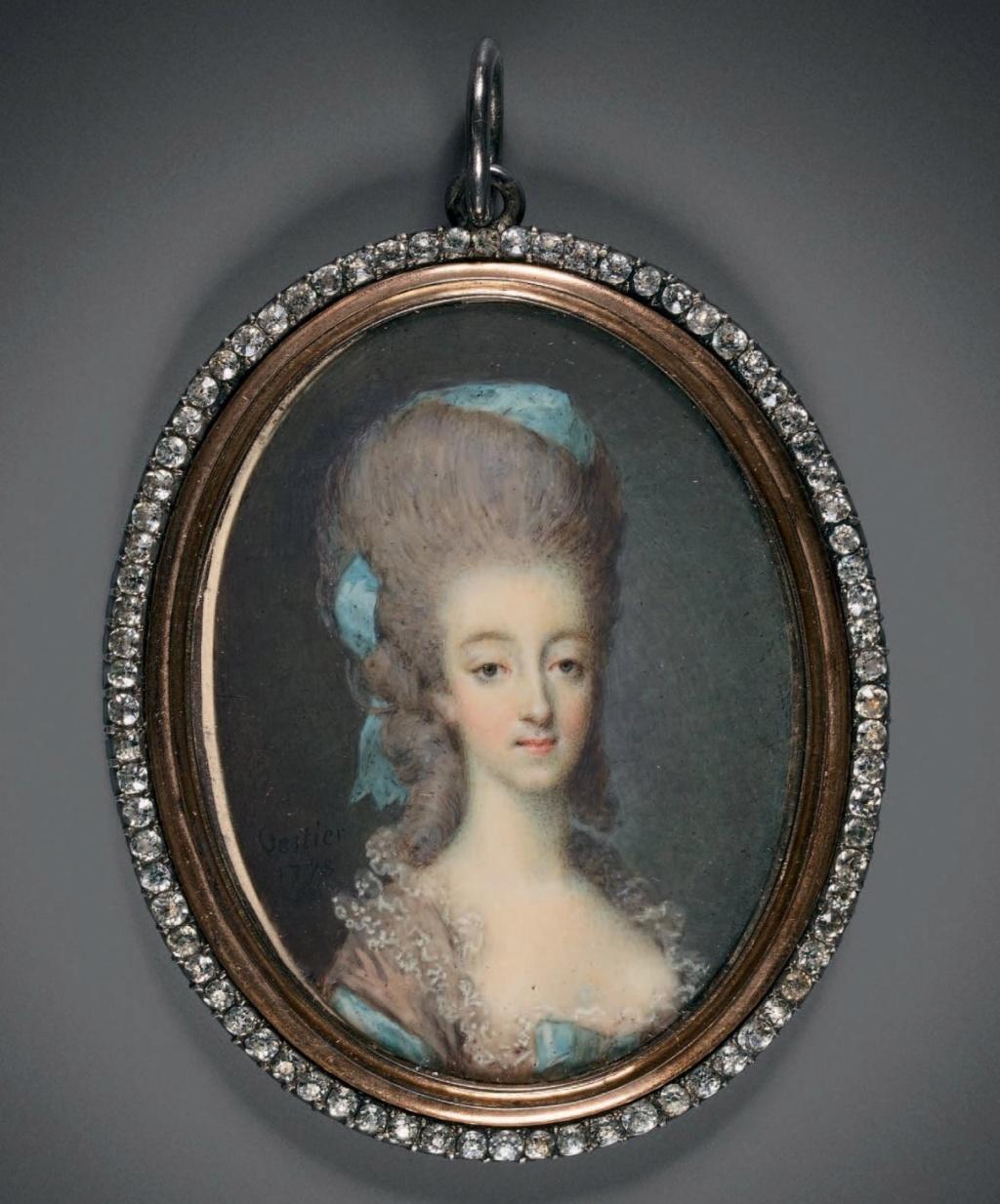 Marie-Thérèse de Savoie, comtesse d'Artois - Page 3 Portra41