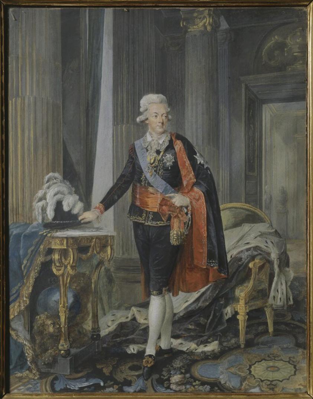 Le roi Gustave III  de Suède - Page 5 Portra43