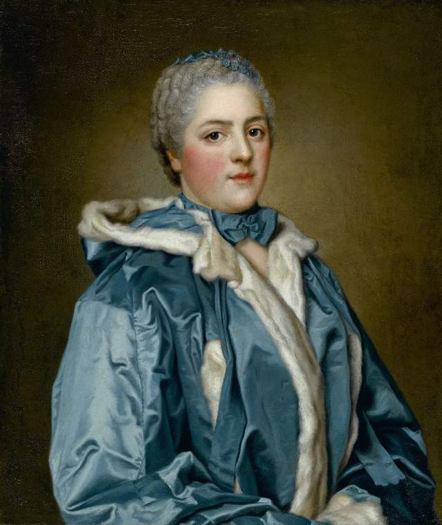 Marie-Adélaïde de France, dite Madame Adélaïde - Page 3 Portra44