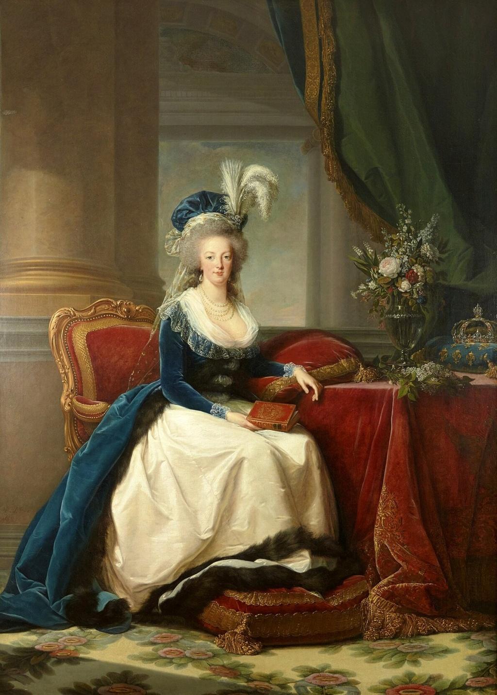 La mode et les vêtements au XVIIIe siècle  - Page 8 Portra45
