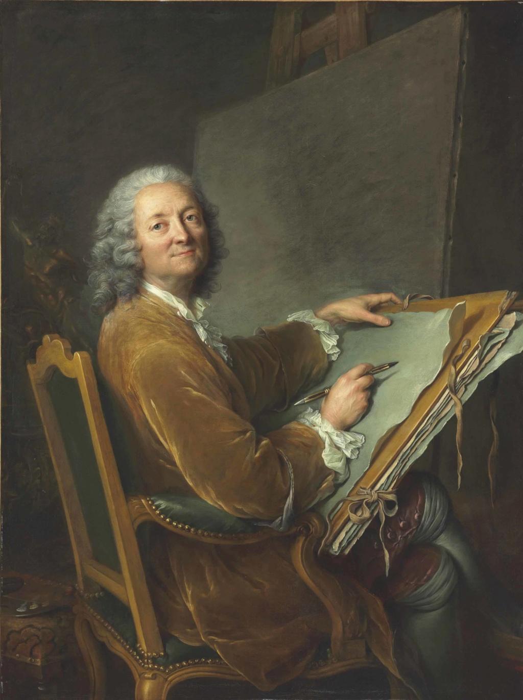 Les Drouais, artistes peintres de père en fils : Jean, Hubert, François-Hubert et Jean-Germain Drouais Portra54