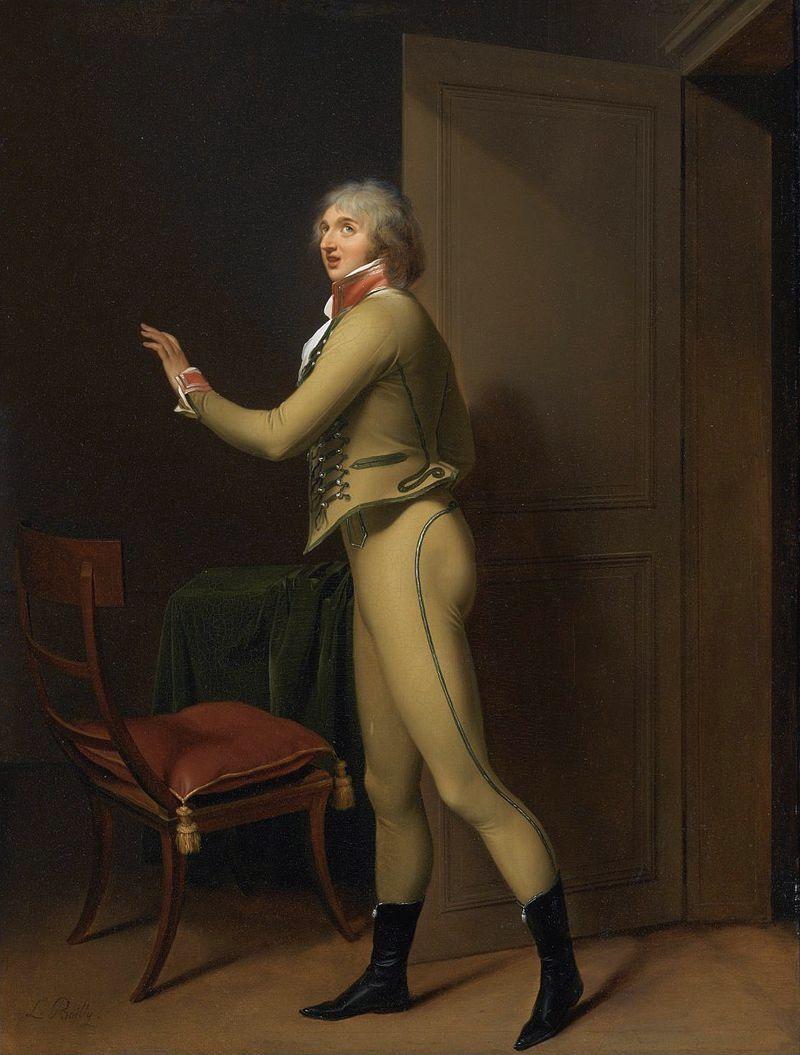 Louis-Léopold Boilly : peintre de la société parisienne de Louis XVI à Louis-Philippe Portra61