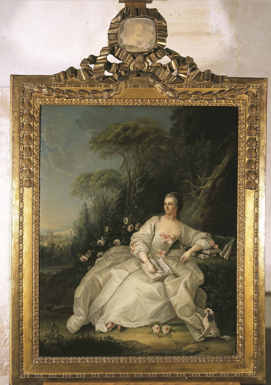 La marquise de Pompadour - Page 3 Portra70