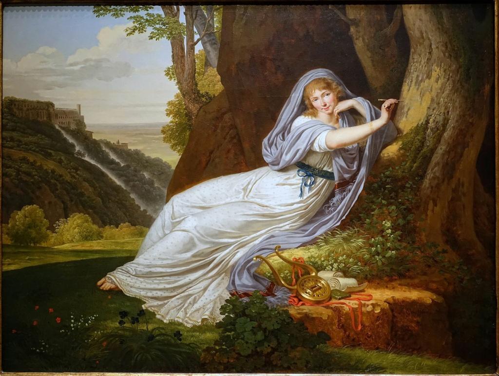 Louis Gauffier (1762-1801), peintre français installé en Italie Portra80