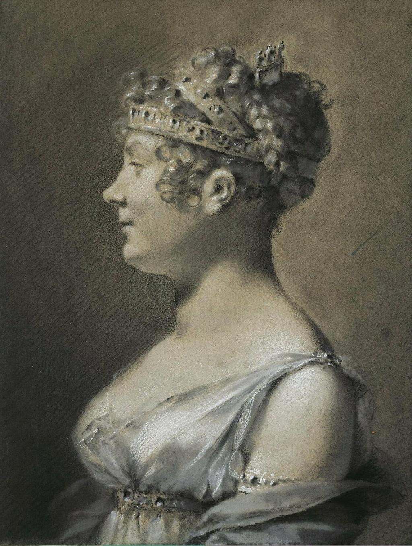 Catherine Noël Worlee, princesse de Talleyrand Portra81