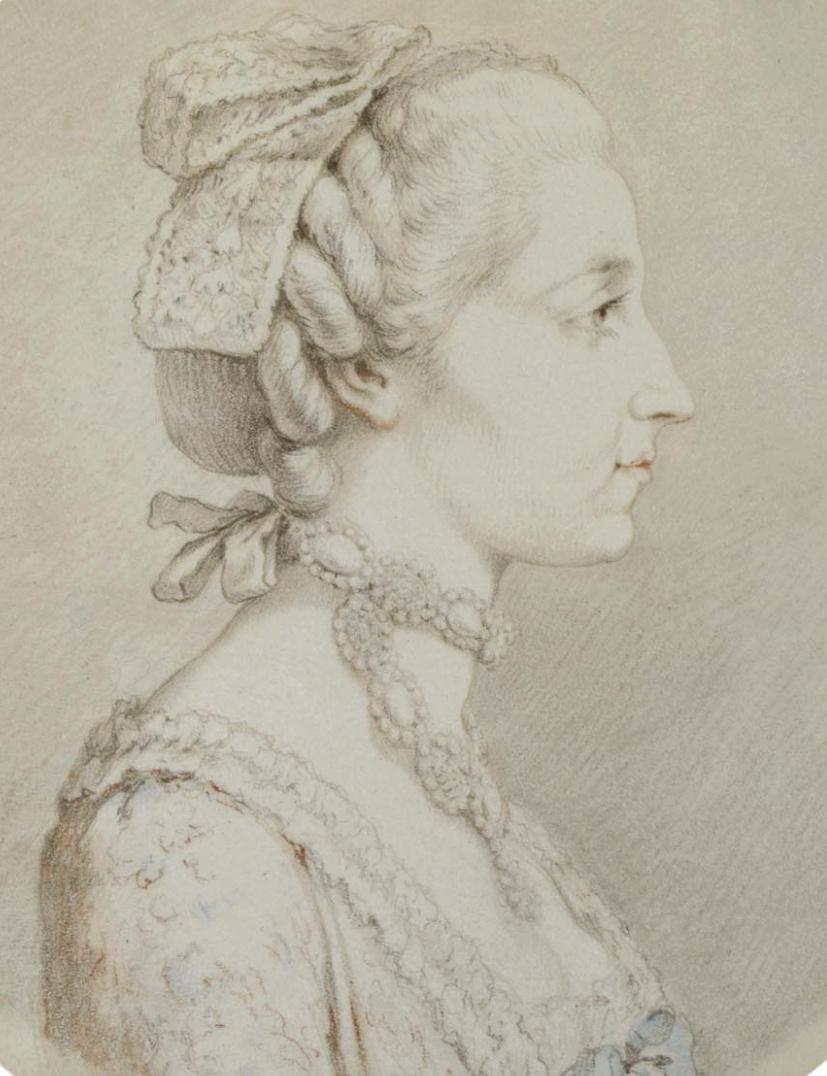 Julie de Lespinasse Portra88
