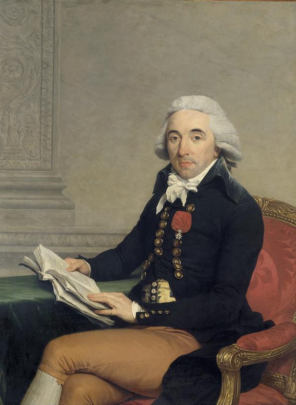 Le peintre François-André Vincent - Page 2 Portre10