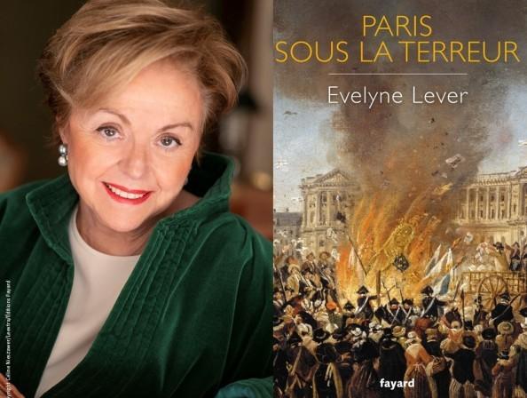 Paris sous la Terreur. De Evelyne Lever Presen10