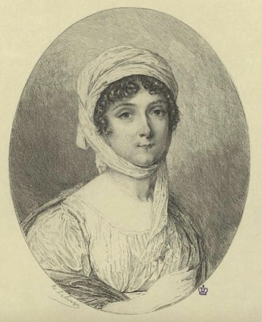 Louise-Emmanuelle de Châtillon, princesse de Tarente, duchesse de la Trémoille Prince12