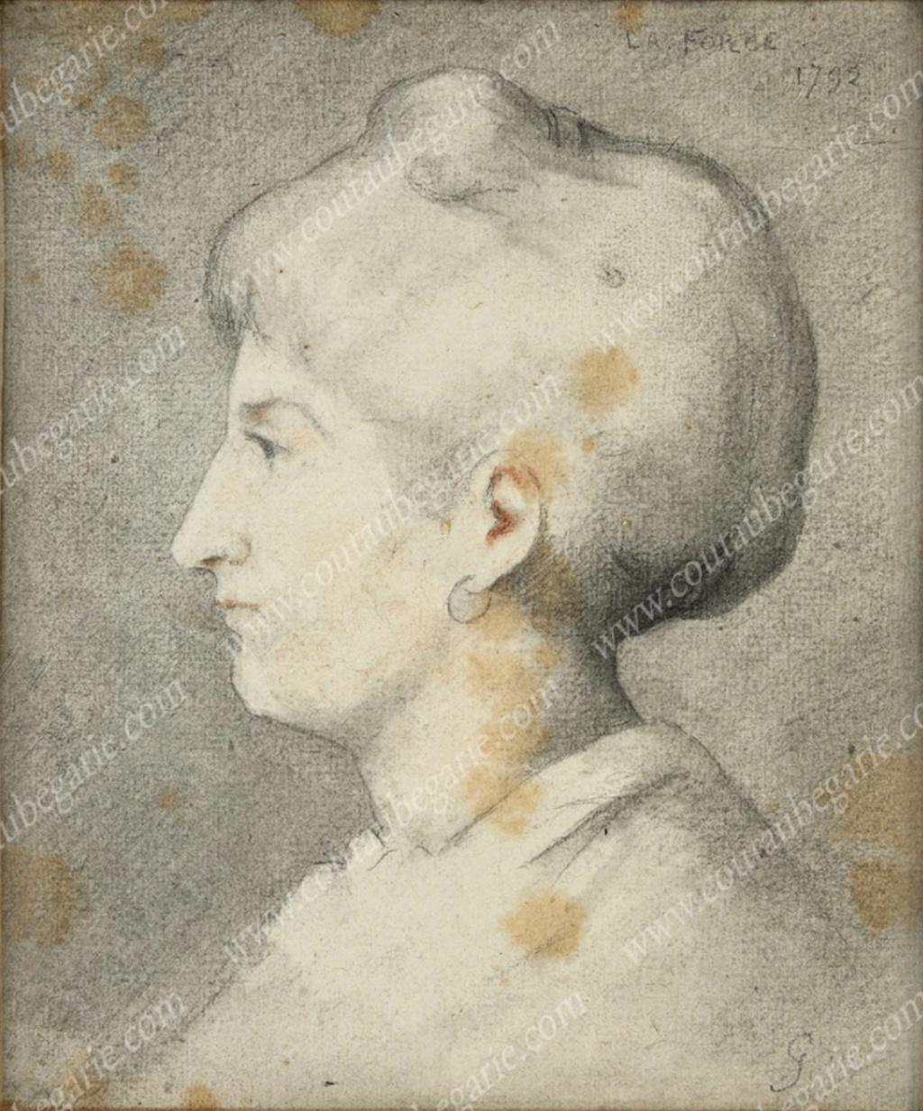 Portrait(s) de la princesse de Lamballe à la prison de la Force, par Gabriel Prince14