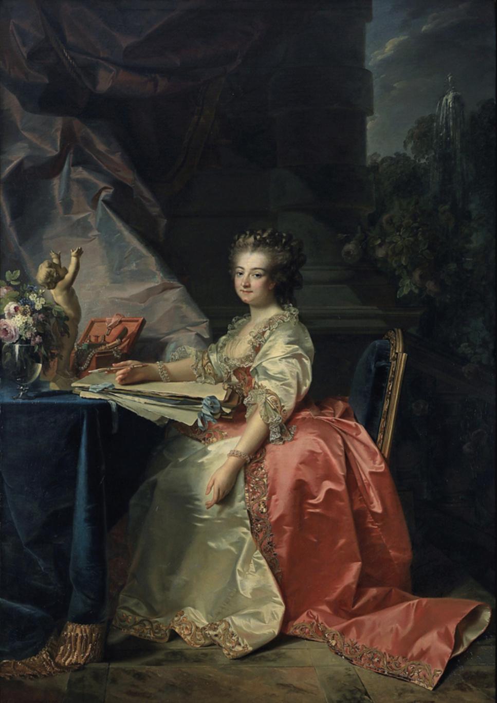 Marie-Thérèse-Louise de Savoie-Carignan, princesse de Lamballe - Page 4 Prince27