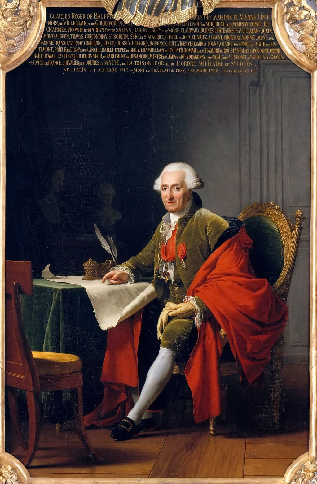 Adélaïde Labille-Guiard, peintre de Mesdames Prince32