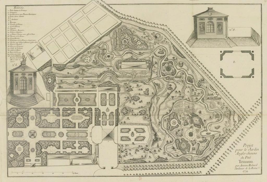 Les jardins du Petit Trianon - Page 6 Projet13