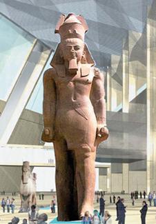Exposition : Toutânkhamon, le Trésor du Pharaon (Paris) Ramses10