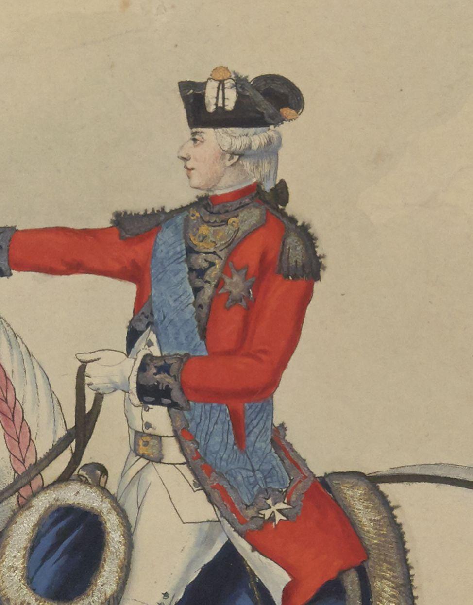 Le comte Charles-Philippe d'Artois, futur Charles X - Page 5 Reauni10
