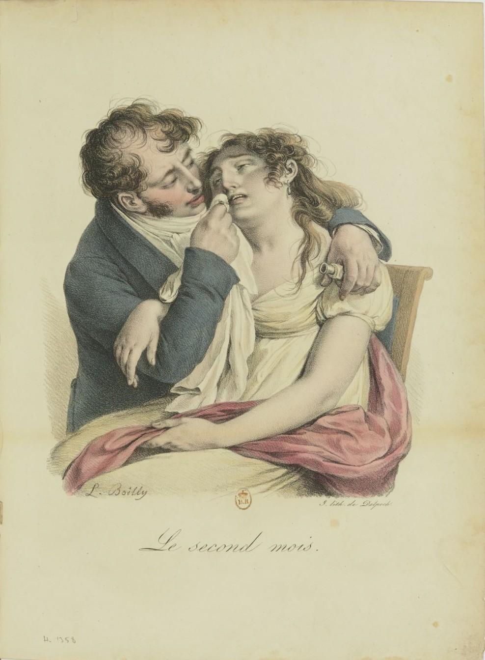 Louis-Léopold Boilly : peintre de la société parisienne de Louis XVI à Louis-Philippe Recuei42
