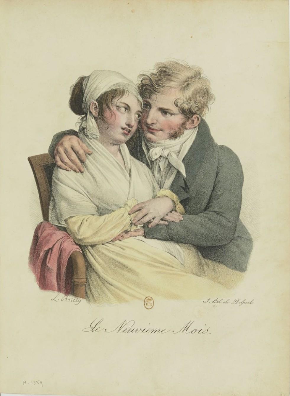 Louis-Léopold Boilly : peintre de la société parisienne de Louis XVI à Louis-Philippe Recuei43
