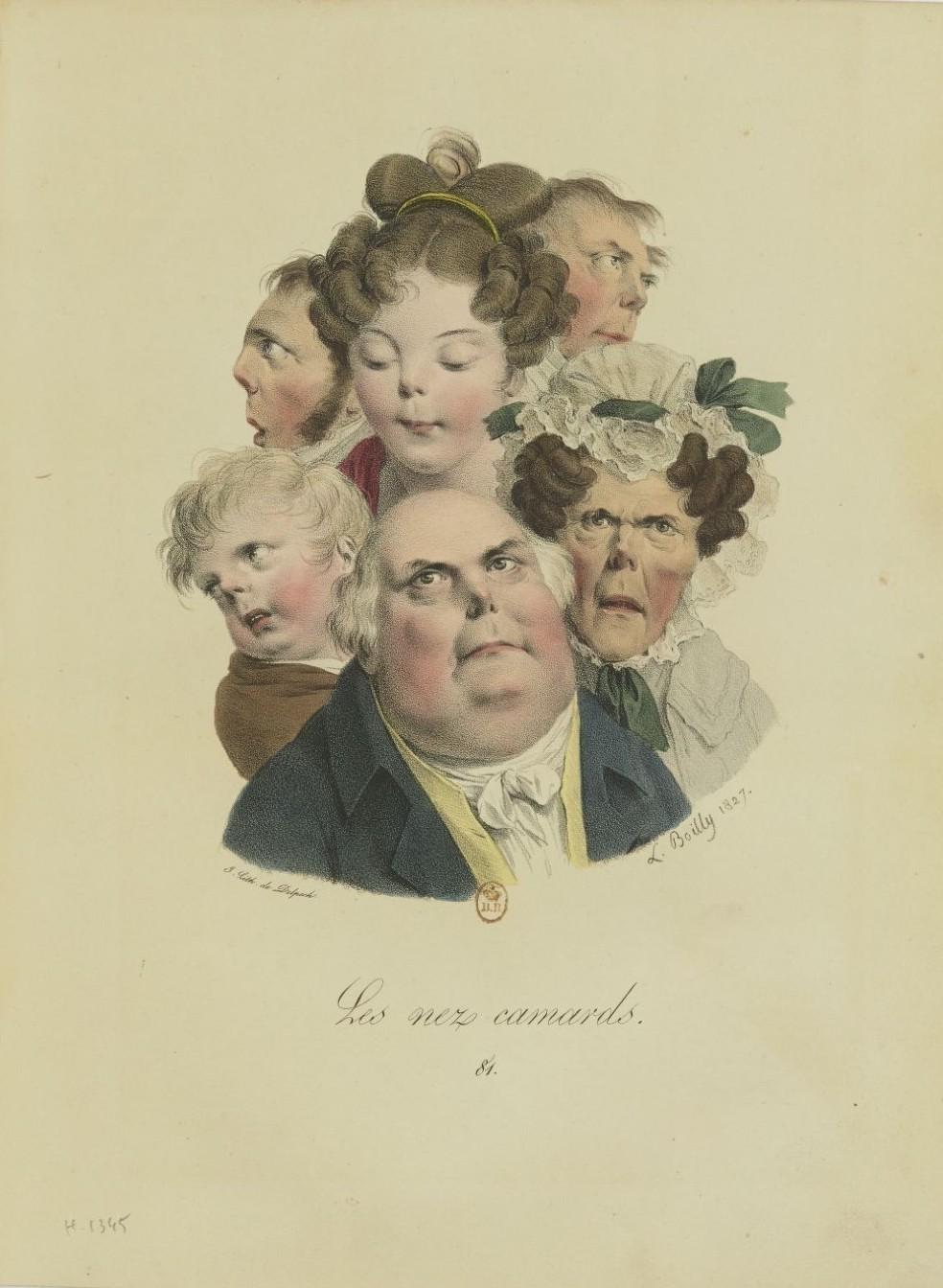 Louis-Léopold Boilly : peintre de la société parisienne de Louis XVI à Louis-Philippe Recuei45