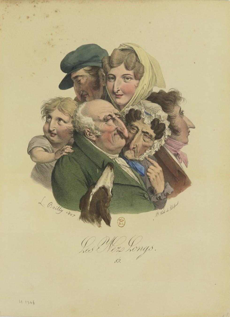 Louis-Léopold Boilly : peintre de la société parisienne de Louis XVI à Louis-Philippe Recuei46