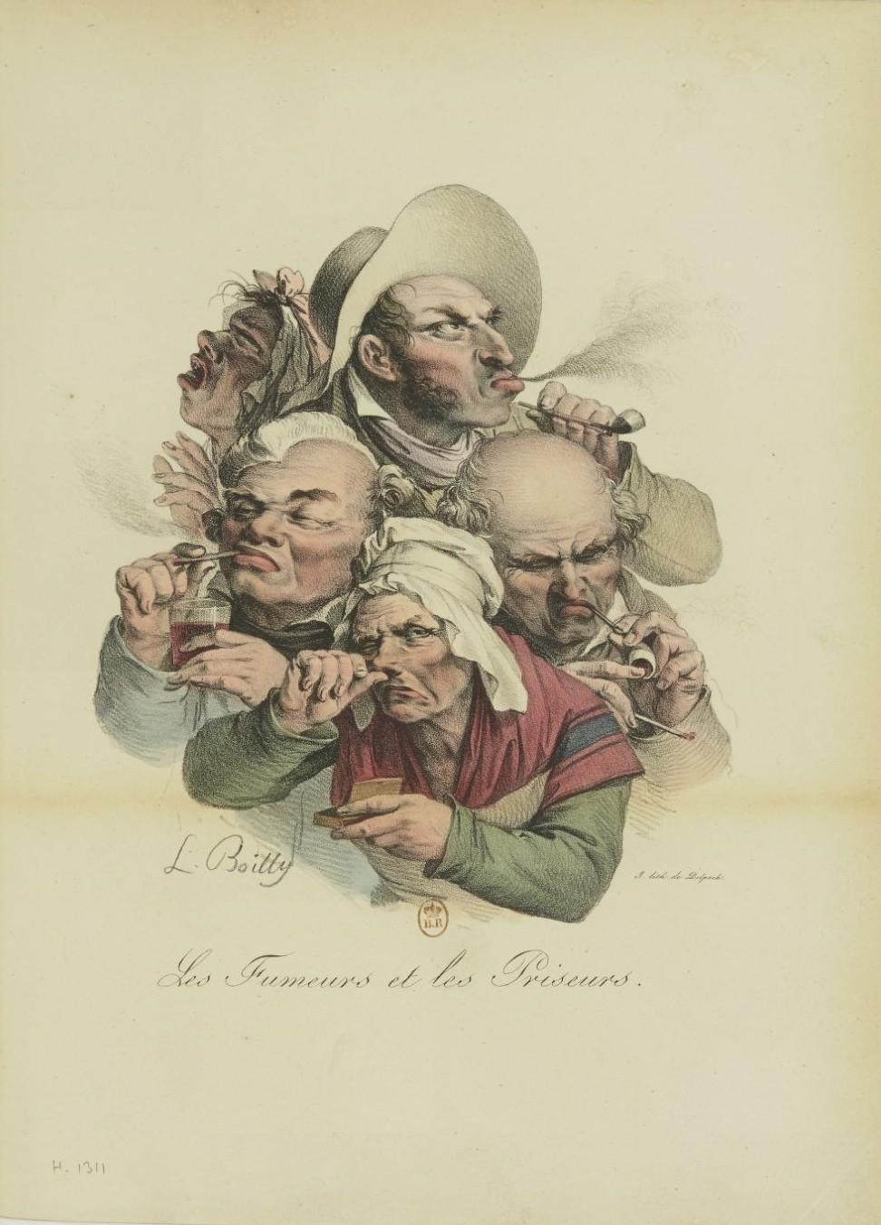 Louis-Léopold Boilly : peintre de la société parisienne de Louis XVI à Louis-Philippe Recuei47
