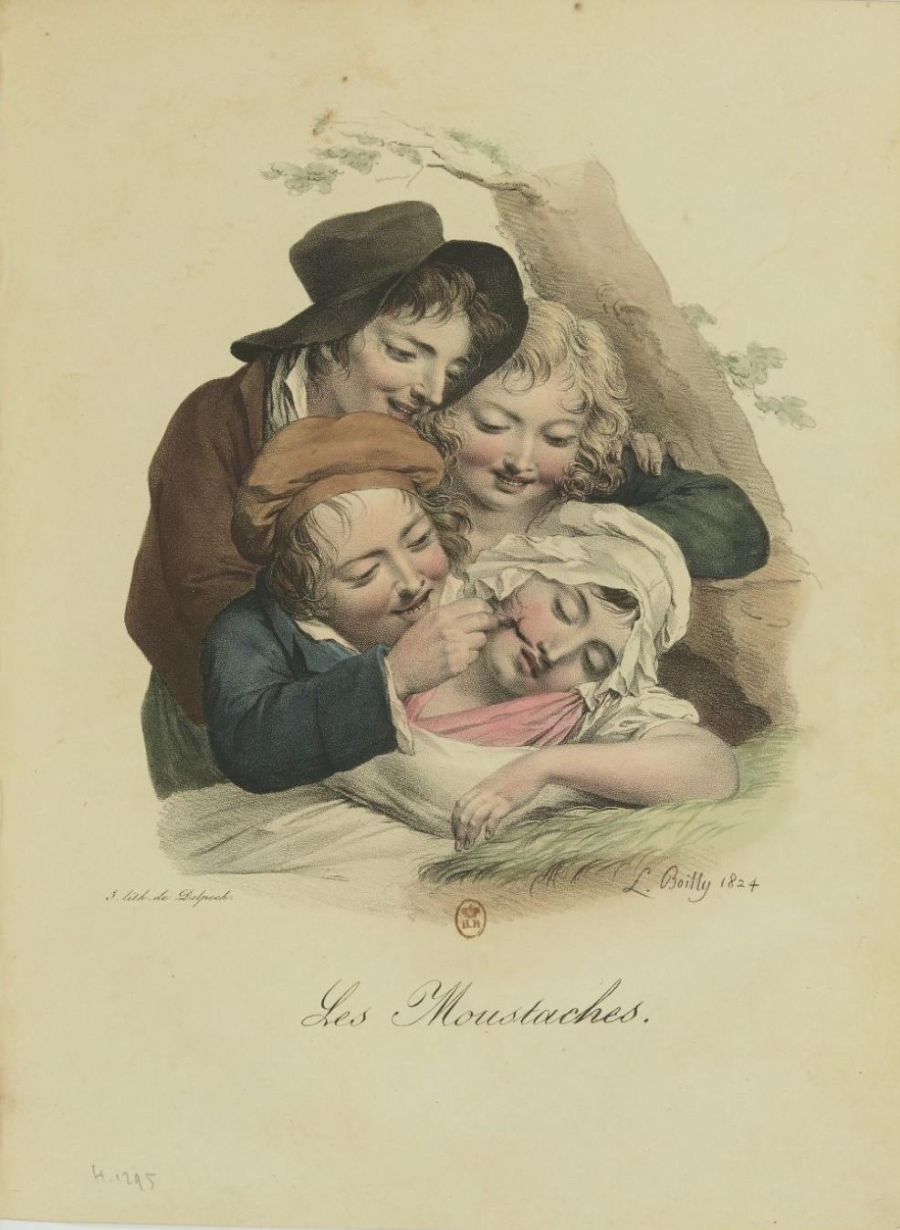 Louis-Léopold Boilly : peintre de la société parisienne de Louis XVI à Louis-Philippe Recuei49