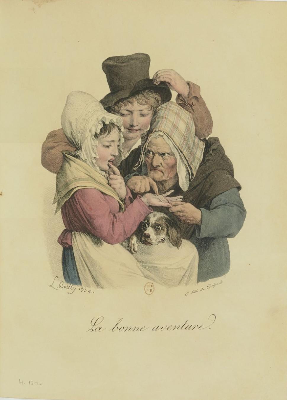 Louis-Léopold Boilly : peintre de la société parisienne de Louis XVI à Louis-Philippe Recuei51