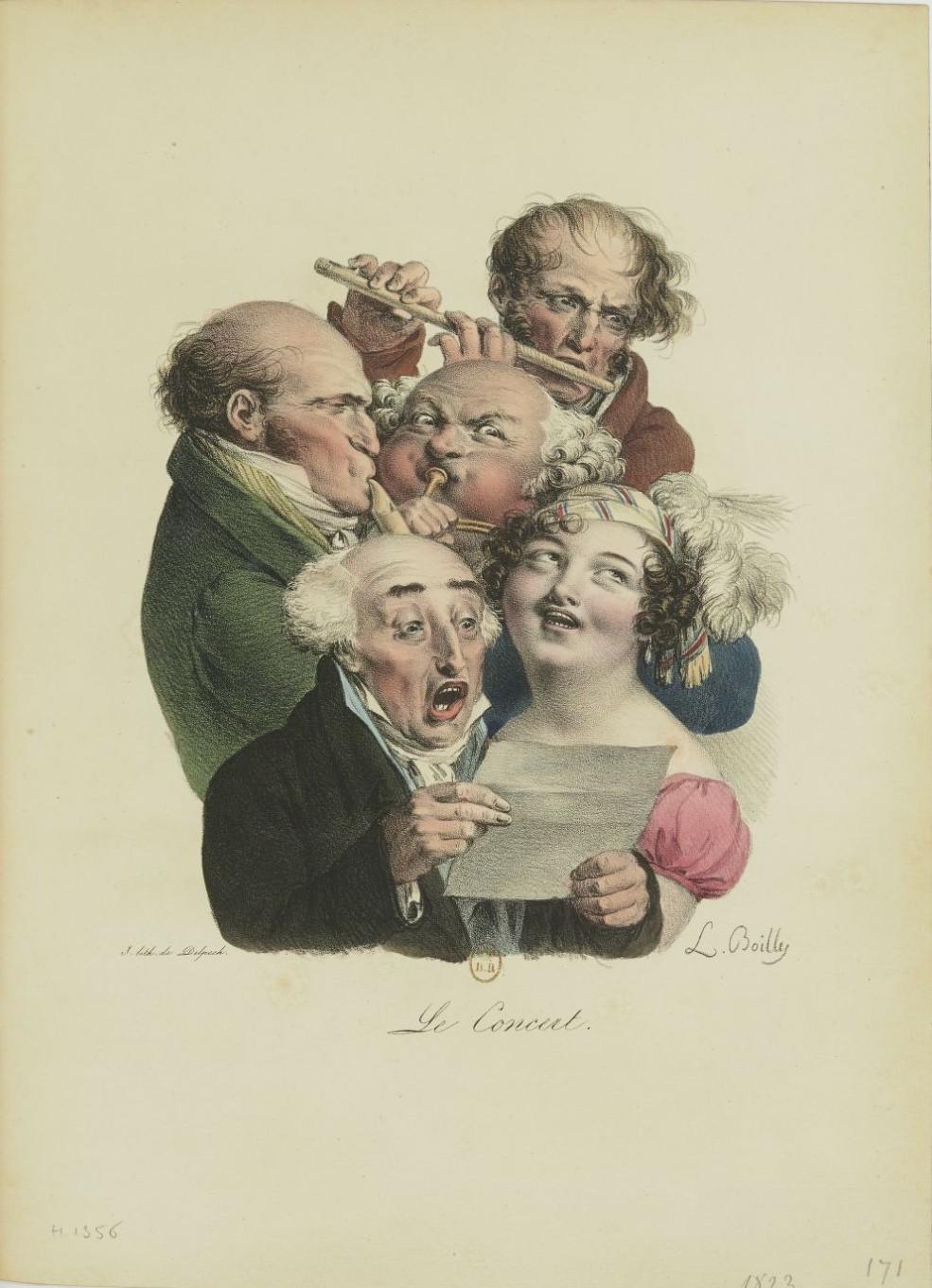 Louis-Léopold Boilly : peintre de la société parisienne de Louis XVI à Louis-Philippe Recuei55