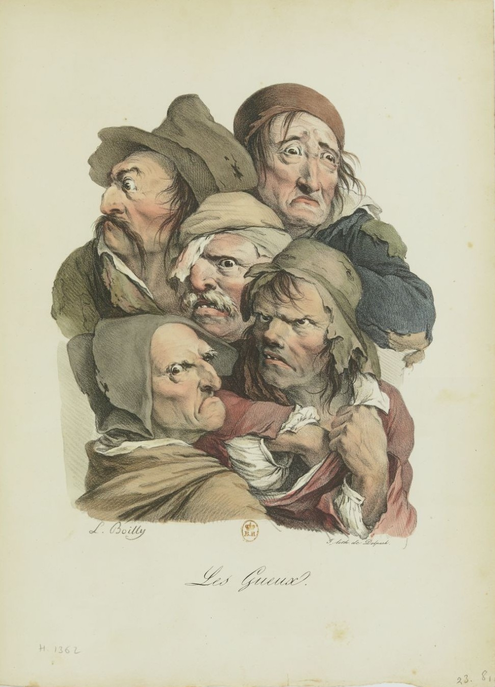 Louis-Léopold Boilly : peintre de la société parisienne de Louis XVI à Louis-Philippe Recuei56