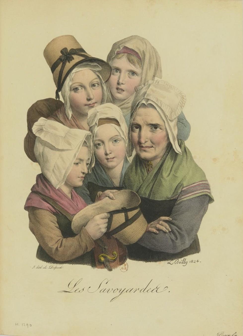 Louis-Léopold Boilly : peintre de la société parisienne de Louis XVI à Louis-Philippe Recuei57