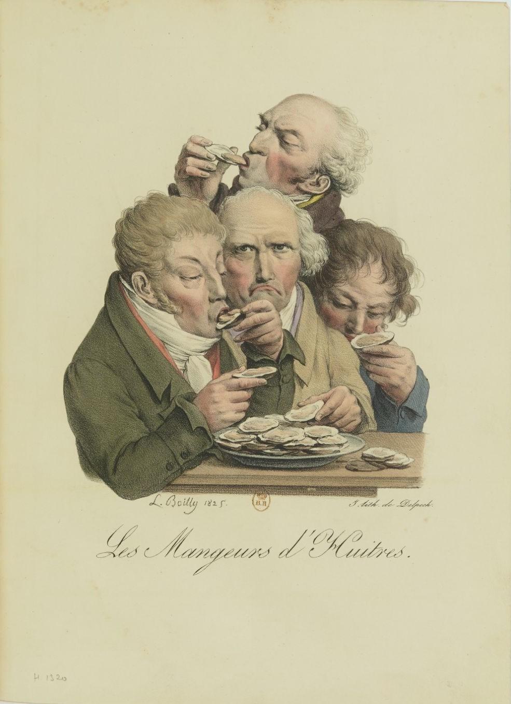 Louis-Léopold Boilly : peintre de la société parisienne de Louis XVI à Louis-Philippe Recuei58