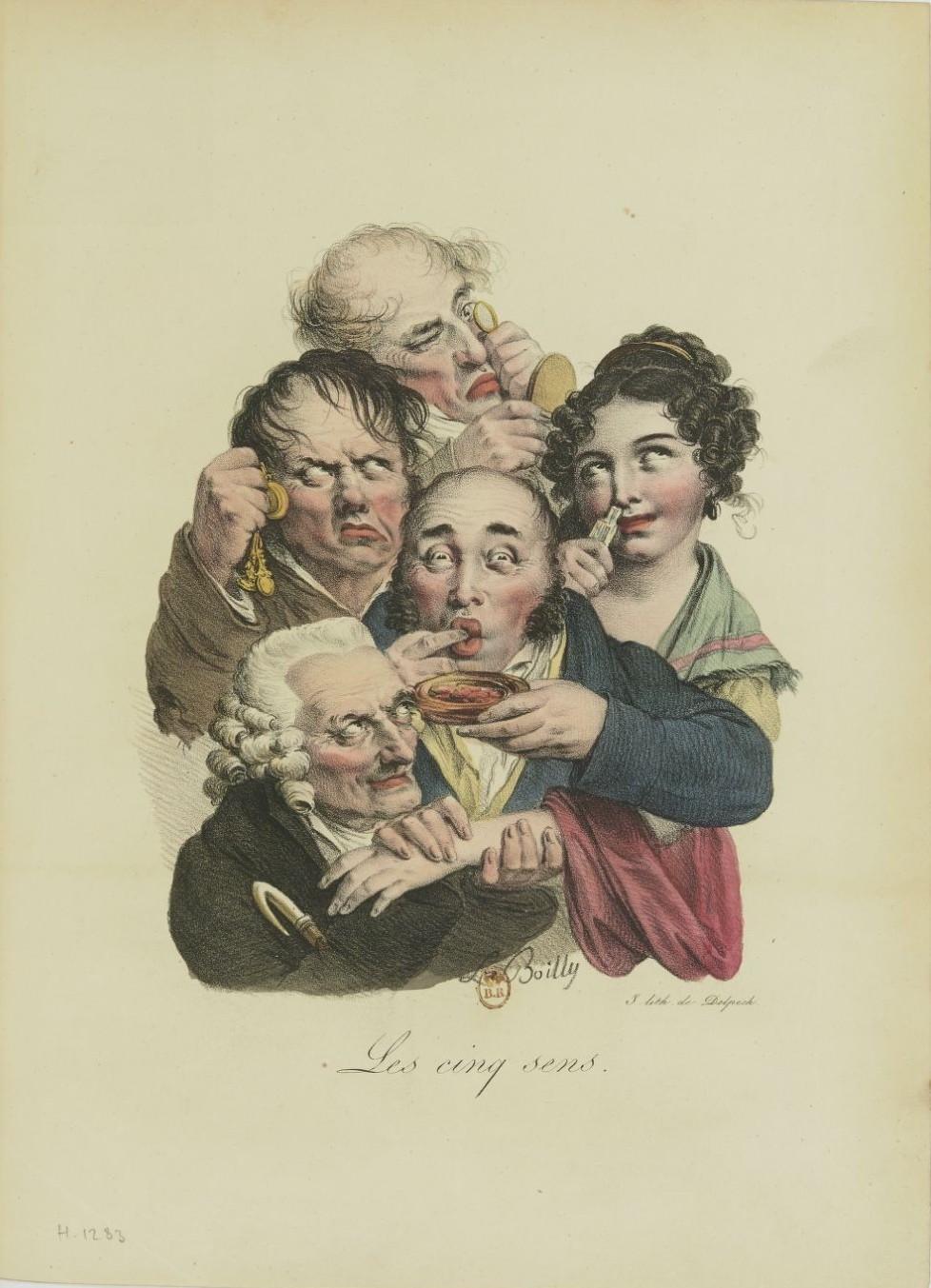 Louis-Léopold Boilly : peintre de la société parisienne de Louis XVI à Louis-Philippe Recuei61