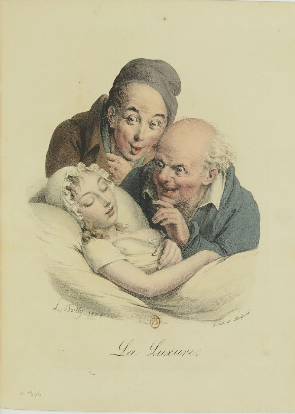 Louis-Léopold Boilly : peintre de la société parisienne de Louis XVI à Louis-Philippe Recuei65