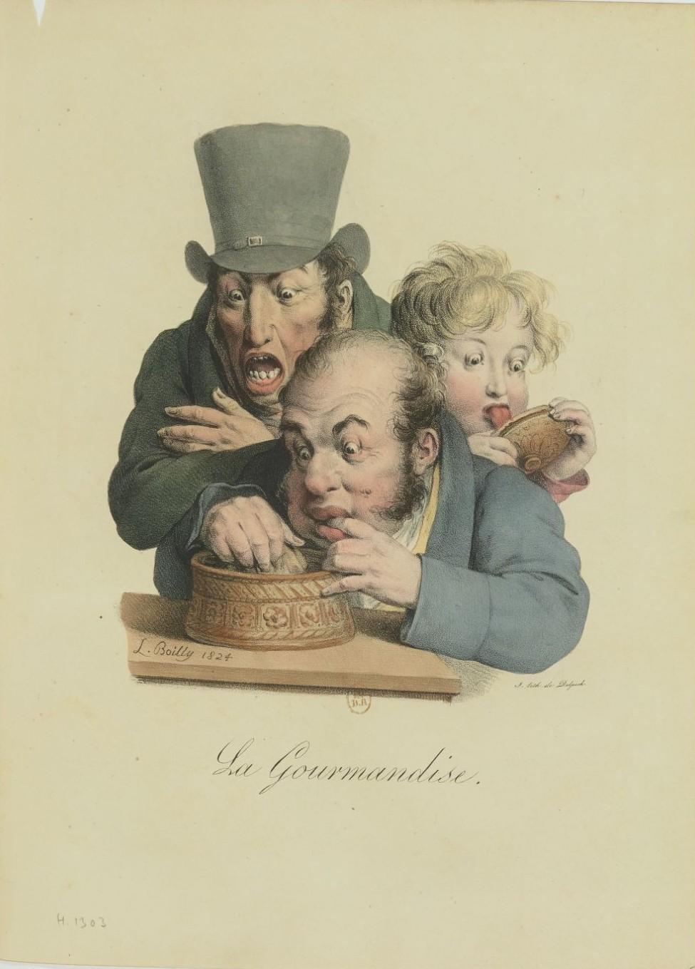 Louis-Léopold Boilly : peintre de la société parisienne de Louis XVI à Louis-Philippe Recuei67