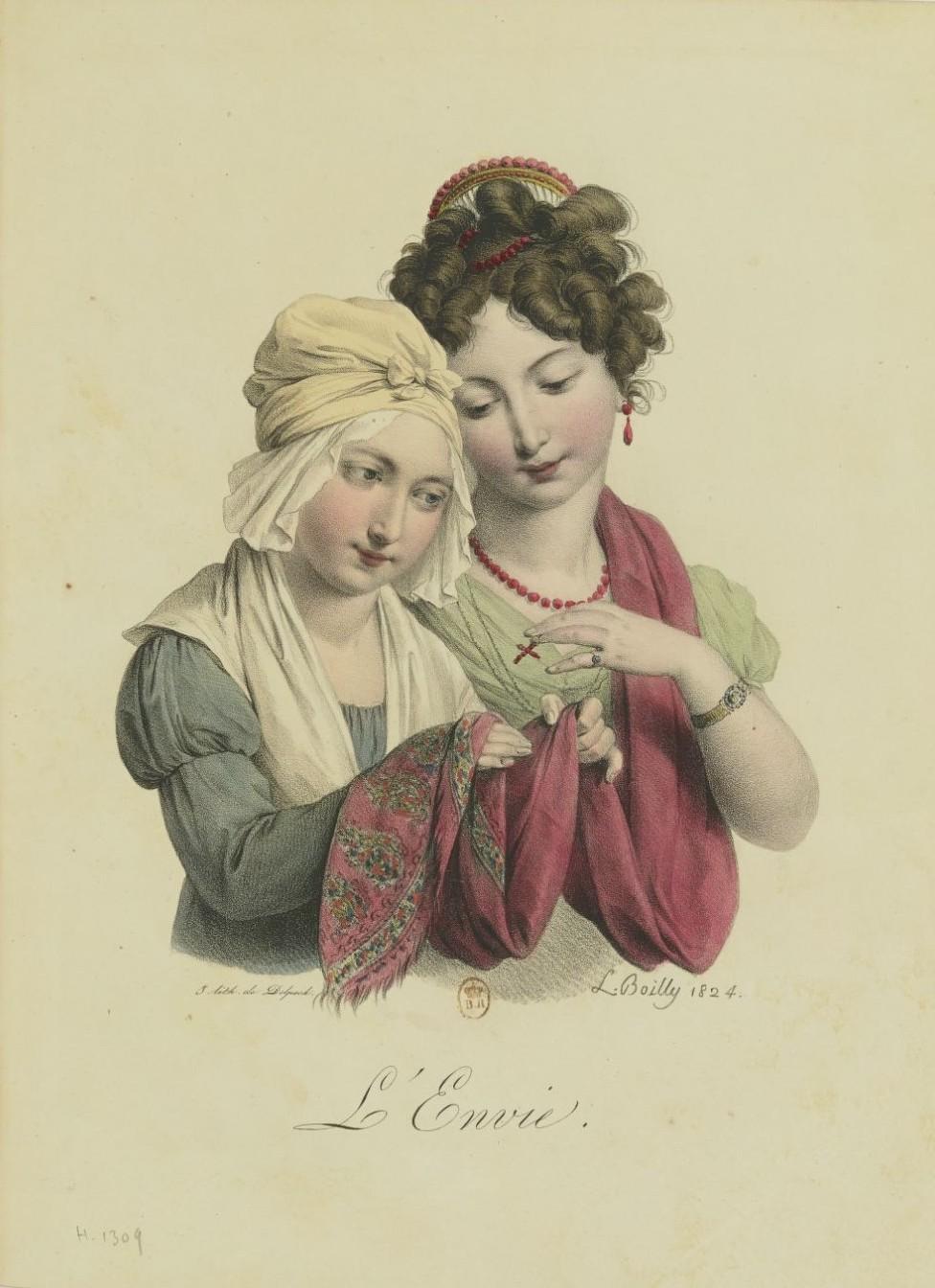 Louis-Léopold Boilly : peintre de la société parisienne de Louis XVI à Louis-Philippe Recuei68