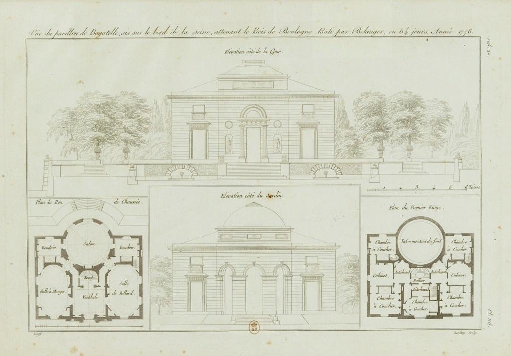 """Le château de Bagatelle : la """" folie """" du comte d'Artois - Page 3 Recuei72"""