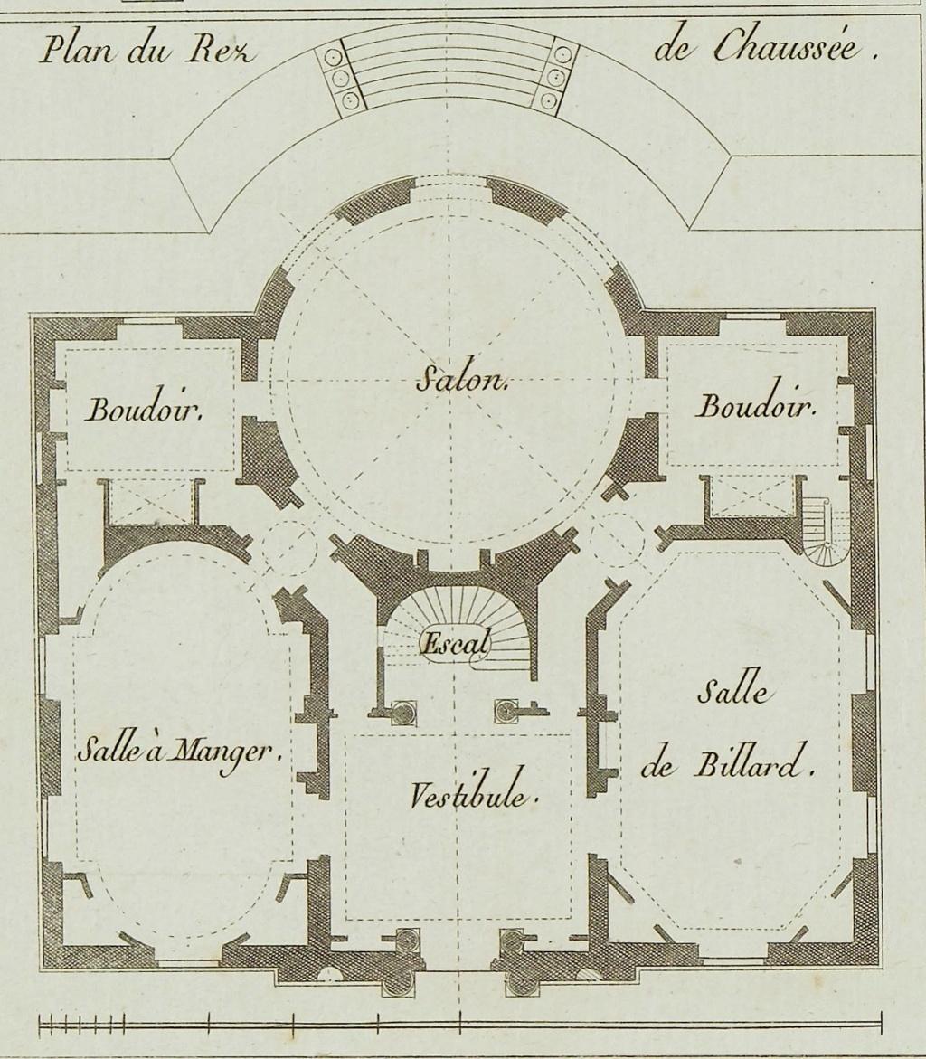 """Le château de Bagatelle : la """" folie """" du comte d'Artois - Page 3 Recuei74"""
