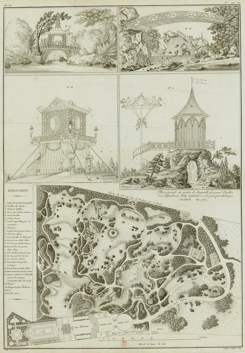 """Le château de Bagatelle : la """" folie """" du comte d'Artois - Page 3 Recuei76"""