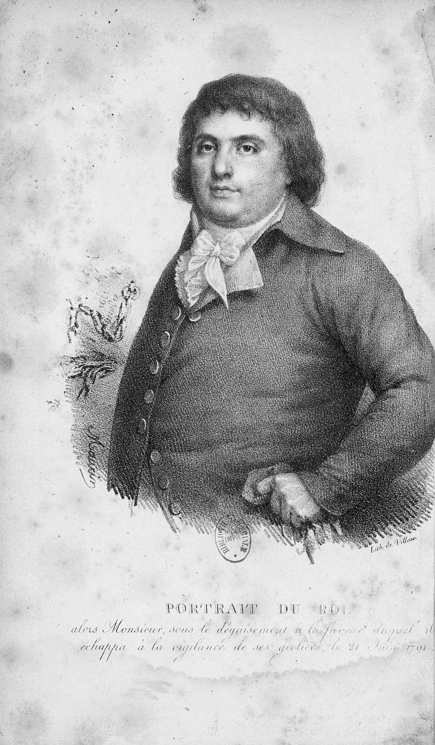Louis-Stanislas, comte de Provence, et futur roi Louis XVIII - Page 9 Relati11