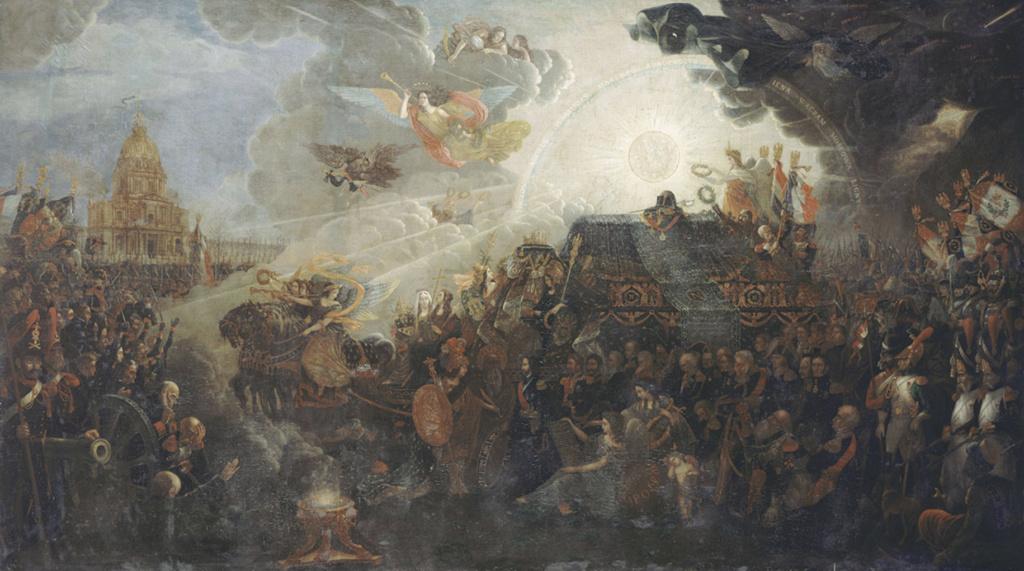 Expositions et évènements : 2021, année Napoléon. Bicentenaire de la mort de l'empereur Napoléon Ier.  Retour10