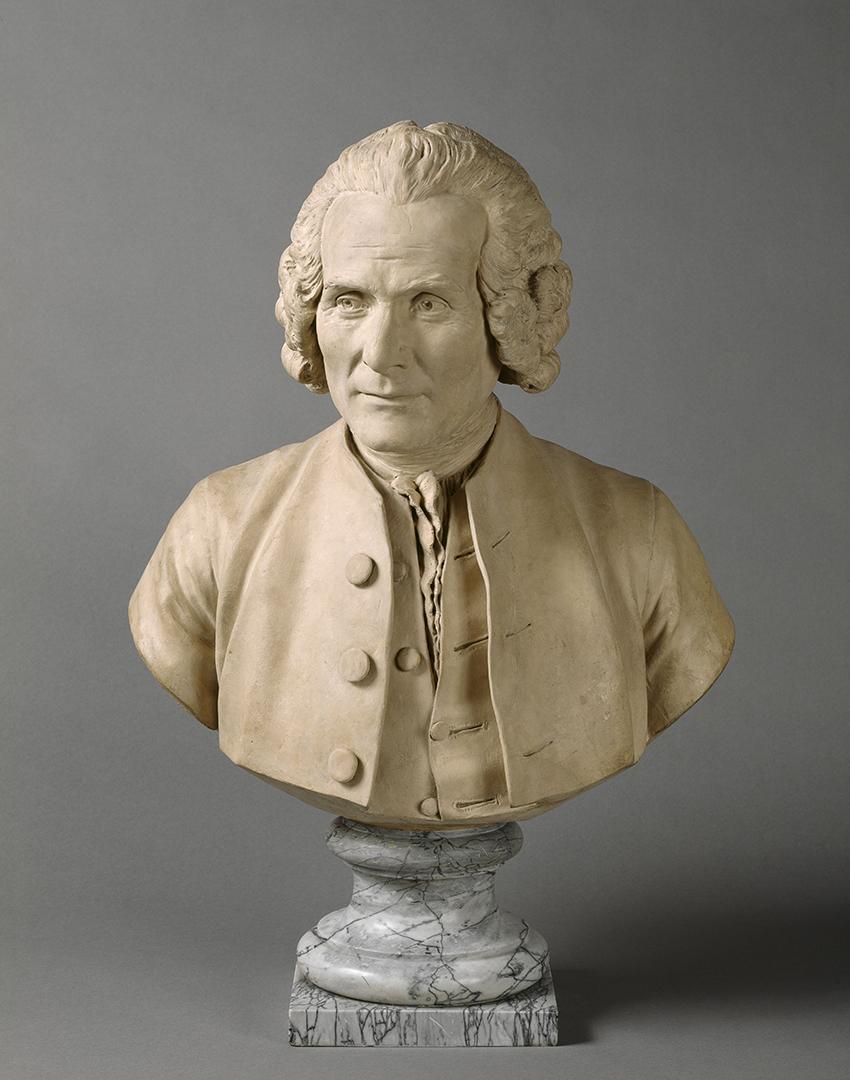 Jean-Antoine Houdon, le sculpteur des Lumières Rf_25310