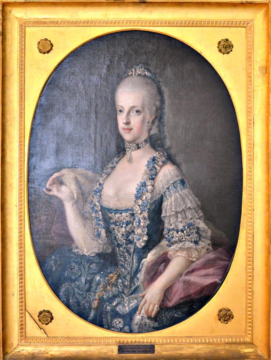 Portraits de Marie Caroline d'Autriche, reine de Naples et de Sicile Ritrat10