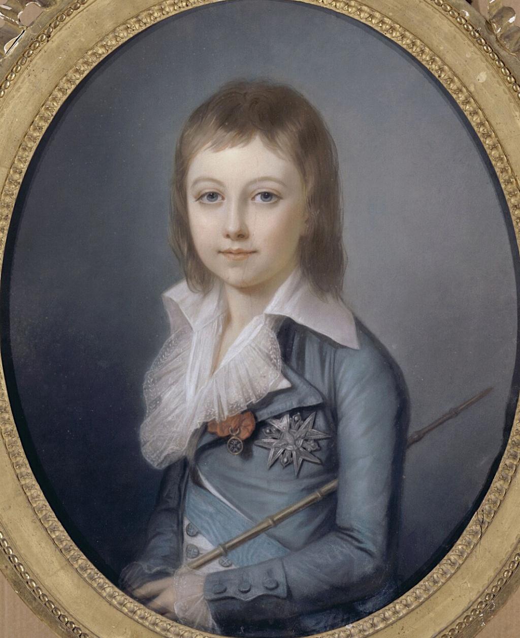 Louis-Charles, second dauphin, puis Louis XVII - Page 13 Rkyaxp10